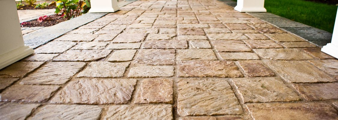 New Mission Pavers