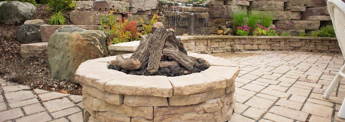 Belvedere Outdoor Fire Pit